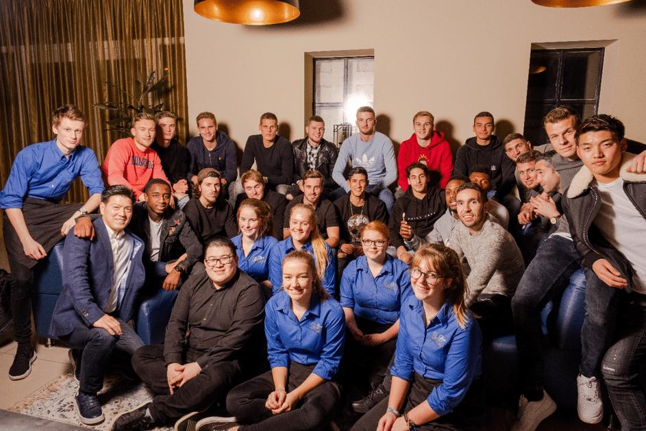 Shufu Cuisine verwelkomt FC Groningen
